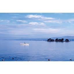 「料亭ひがしや」 宍道湖天然うなぎ手焼き蒲焼 (2尾) 島根県松江市と出雲市にまたがる宍道湖。