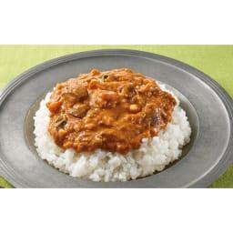 「日比谷松本楼」 カレーセット (3種 計6個) 11種の野菜が入るキーマカレーはスパイシーで香り豊か。