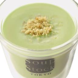 スープストックトーキョー 冷たいスープと人気のスープセット (各180g×8袋) 【通常お届け】 COLD えんどう豆の冷たいグリーンポタージュ
