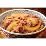 吉野家の牛丼 (10食) 写真