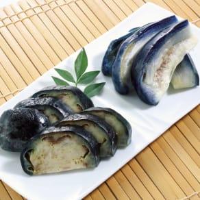 大阪泉州 水茄子のお漬物 浅漬け&ぬか漬け (2種計4袋) 写真