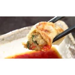 博多「うま馬」 ひとくち餃子 (30個×4パック) 特徴は、小ぶりなサイズ。そしてモっチモチの皮と、トロっと滑らかな餡。
