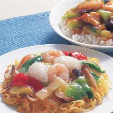 海鮮と野菜の中華丼の素 【醤油味】 (180g×10袋)