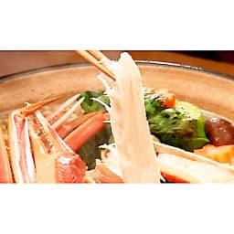 ワケありズワイガニの脚 3Lサイズ (5kg) [調理例]カニ鍋