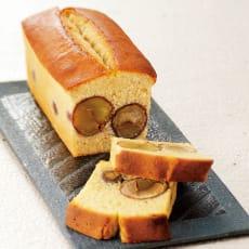 【新物】しまんと地栗パウンドケーキ「プレミアム」 (1本約560g)【お歳暮用のし付きお届け】