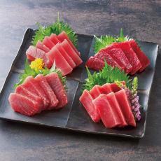 目利き人厳選 まぐろ赤身食べ比べ (4種 各180g) 【通常お届け】