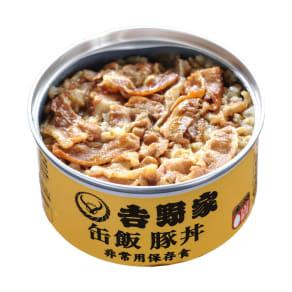 吉野家 缶飯豚丼 6缶セット (各160g) 写真