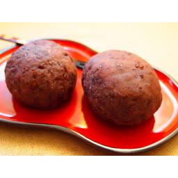 長兵衛玄米 (1kg×3袋) 【お得な定期便】 調理例:おはぎ