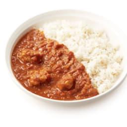 Soup Stock Tokyo(スープストックトーキョー) 夏の8種人気カレーセット 【盛り付け例】トマトの酸味とスパイスが効いているトマトと鶏肉のカレー