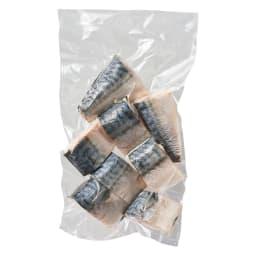 紀州備長炭干しさばの切身 (300g×5袋) 商品パッケージ