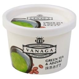 木次乳業「VANAGA(バナガ)」 アイスクリーム (5種 計12個) 抹茶あずき