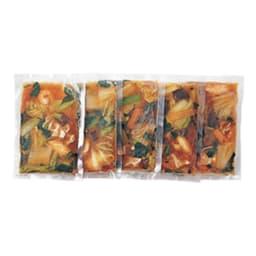 海鮮と野菜の中華丼の素 【醤油味】 (180g×10袋) お届けパッケージ