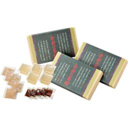 吉野の葛餅 (5個×3箱) 【通常お届け】 商品パッケージ