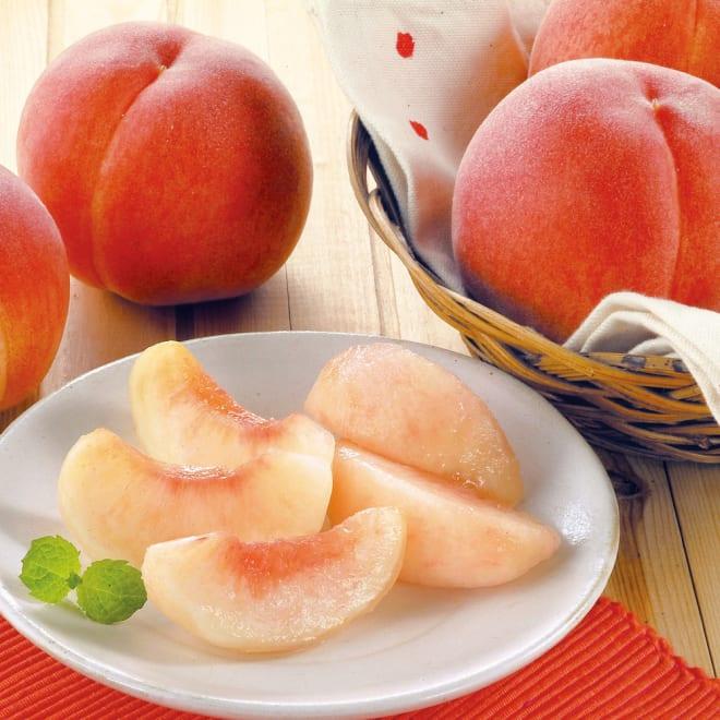 芦沢さんの桃 3種頒布会 (7月~9月) 山梨 芦沢さんの白鳳