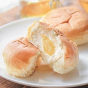 「八天堂×山田養蜂場」 はちみつくりーむパン (12個) 写真