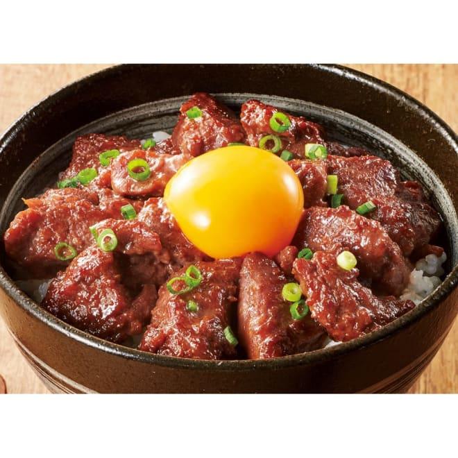 もみこみ牛ハラミ (200g×6袋) 【調理例】