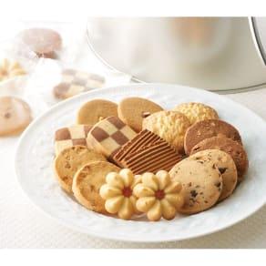 バケツ缶入りホテル仕様クッキー (8種 計80枚) 写真