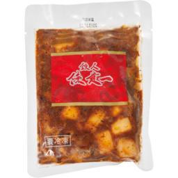 陳建一 本格四川麻婆豆腐 (150g×6袋) 商品パッケージ