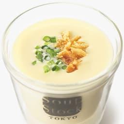 Soup Stock Tokyo(スープストックトーキョー) 冷たいスープと人気のスープセット(8種) 【通常お届け】 【盛り付け例】ヴィシソワーズ(※カップはセットに含まれません。)