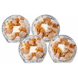 「中村家」 海鮮グラタン (200g×4個) 商品パッケージ