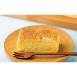 「三代目たいめいけん」監修 すいーとぽてとケーキ ふわふわしっとり、表面はシャリッと 食感も楽しいスイートポテトケーキ