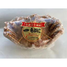 北海道産 蒸し活毛がに 大(約500g)×2ハイ 【通常お届け】