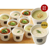 「スープストックトーキョー」 人気スープ頒布会 6回コース(2021年11月~2022年4月お届け) 写真