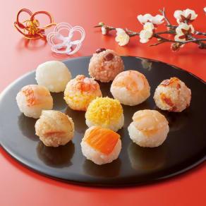 「銀座割烹里仙」監修 てまり寿司 (10種×3パック) 【通常お届け】 写真