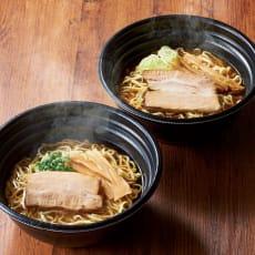 「河京」 喜多方ラーメン レンジ麺8食セット