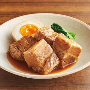 お肉屋さんが作った肉総菜 豚角煮 (200g×6袋) 写真
