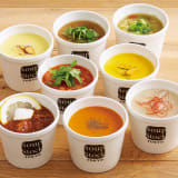 Soup Stock Tokyo(スープストックトーキョー) 人気のスープセット (各180g 計8袋)【お歳暮用のし付きお届け】 写真