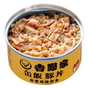 「吉野家」 缶飯 豚丼6缶セット 写真