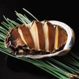 あわびの煮貝(はねだし、殻付・肝付) 写真