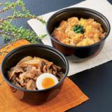 「祇園さゝ木」 親子丼&牛すき煮丼セット (2種計5食) 写真