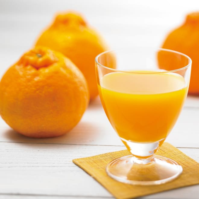 デコポン ストレート100%ジュース (190g×30缶) デコポンを1本に約2.5個分のデコポンの果汁を使用して作っています