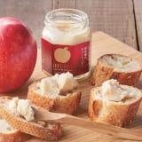 「ビストロ・ウールー」秋星りんごバター (100g×6瓶) 写真