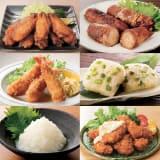 ディノス売れ筋 ササッと簡単グルメ お惣菜お試しセット 写真
