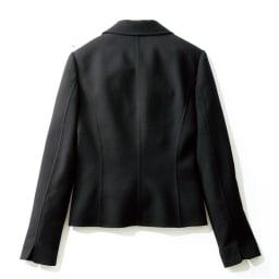 「NIKKE」 ウールダブルクレープ スーツセット(ジャケット+スカート) ジャケット BACK