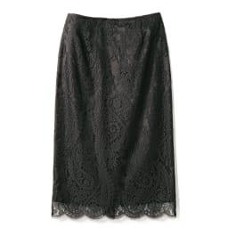 リバーレース ペイズリー柄 スカート