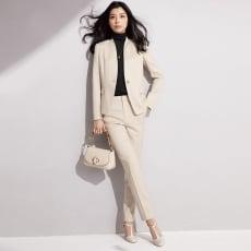 ウールベネシャン スーツセット(ジャケット+パンツ)