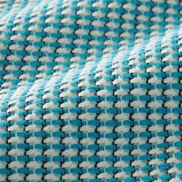 Faliero Sarti/ファリエロ サルティ からみ織り スーツセット(ジャケット+スカート) 生地アップ