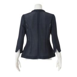 Faliero Sarti/ファリエロ サルティ からみ織り テーラードジャケット