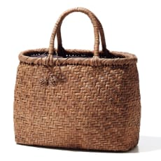 宮本工芸 山葡萄の籠バッグ