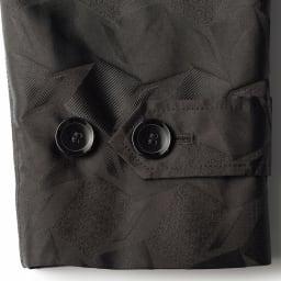 イギリス ステファン・ウォルターズ社 シルク ジャカード コート 袖口
