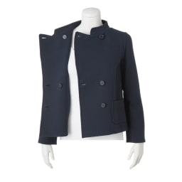 イタリア ジャージー素材 ダブルブレスト ジャケット ※インナーは含まれません