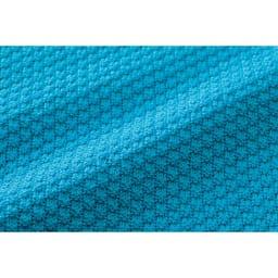 イタリア糸 鹿の子編み オーバーサイズ ポロ コーディネート例