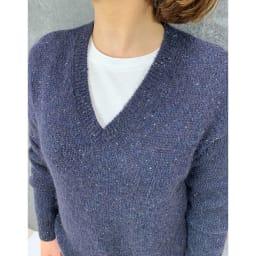 オーガニックコットン レイヤード Tシャツ コーディネート例