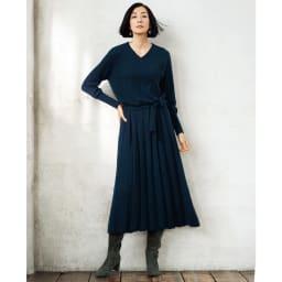 chiaki katagiri/チアキカタギリ ストレッチ レザー ロングブーツ コーディネート例