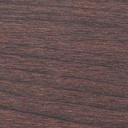 奥行19cmフラップ扉薄型収納庫 2列・幅83.5cm高さ73cm ダークブラウン色見本