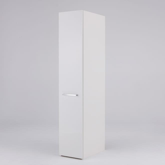 左右どちらからも取り出せる すき間スライド食器棚 ハイタイプ 幅35奥行57cm ボックスから引き出して使うスライド式の食器棚。